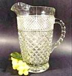 Click here to enlarge image and see more about item B315: Wexford 64 oz. Pitcher - Anchor Hocking