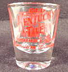 Barware ~ Old Kentucky Tavern Shot Glass