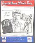 Click here to enlarge image and see more about item B47: 1988 Stanley Coveleski Stadium ~ White Sox