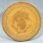 Click to view larger image of Spain 1947 Peseta Coin (Image1)