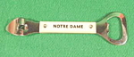 Click here to enlarge image and see more about item B633: Notre Dame Bottle Can Opener