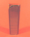 Click here to enlarge image and see more about item B642: Butane Cigarette Lighter ~ 1970s ~ Korea