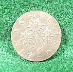 Click here to enlarge image and see more about item B685: Coin - Austria 1 Shilling - 1968