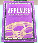 Click here to enlarge image and see more about item B699: Game ~ Applause Movie Trivia Board Game ~ 1997