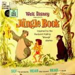 Click here to enlarge image and see more about item B747: Children's Story Reader and 7 inch LP Recording Disney