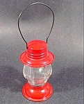 Click here to enlarge image and see more about item B831: Candy Container - Red Lantern - 1984