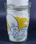 Bugs Bunny Looney Tunes  No. 10 Collector Glass