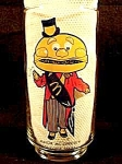 McDonald's Glass - Mayor McCheese Series 1975