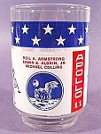 Apollo Mission Series Glass - Apollo 11 - 1969