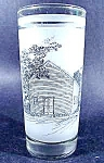 Texas Commemorative Glass - 150th Anniversary - 1986