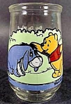 Click here to enlarge image and see more about item C196: Pooh's Grand Adventure Series Glass - Don't Get Left