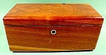 Click here to enlarge image and see more about item C252: Lane Cedar Chest - Vanity Jewelry Trinket Box - Vintage