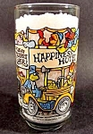 Click here to enlarge image and see more about item C282: Happiness Hotel Muppet Caper Glass - McDonalds 1981