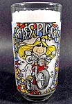 Click here to enlarge image and see more about item C285: Great Muppet Caper Glass - Miss Piggy - McDonalds 1981