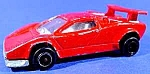 Click here to enlarge image and see more about item C311: Lamborghini No.237 ~ Majorette Diecast 1:56