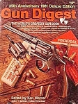 Click here to enlarge image and see more about item C456: Gun Digest Book - 1981 Deluxe Edition