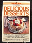 Click here to enlarge image and see more about item C51: Delicious Desserts Cookbook ~ Cook Book ~ 1984