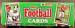 Click here to enlarge image and see more about item C640: TOPPS Football Cards ~ 1991 Complete Set of 660