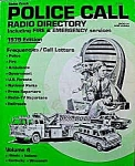 Click here to enlarge image and see more about item C647: Police Call Radio Directory ~ 1979 ~ Hollins