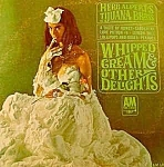 Click here to enlarge image and see more about item C791: Herb Alpert LP Record ~ Whipped Cream ~ SP 4110