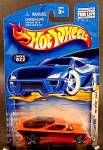 Click here to enlarge image and see more about item C815: Hotwheels First Edition Series 2002 ~ Nomadder What