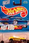 Click here to enlarge image and see more about item C825: Hot Rod Magazine Hotwheels Series ~ 1998 ~ Track T