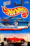 Click here to enlarge image and see more about item C827: Ferrari 333 SP Hotwheels ~First Edition Series 2000
