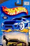 Click here to enlarge image and see more about item C830: Ford Focus Hotwheels Diecast Car ~ 2001 First Edition