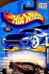 Click here to enlarge image and see more about item C832: Lamborghini Diablo 1990 Hotwheels ~ Collector No. 124