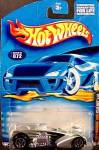 Click here to enlarge image and see more about item C836: Skull and Crossbones Hot Wheels ~ Screamin Hauler
