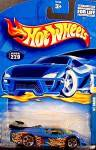 Click here to enlarge image and see more about item C837: GT Racer Hot Wheels ~ 1988 Collector No. 220 ~