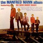 Manfred Mann LP Record Album ~ Do Wah Diddy Diddy
