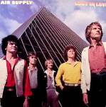 AIR SUPPLY LP Record Album ~ Lost In Love ~ AL 9530