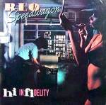 REO SPEEDWAGON LP Record Album ~ FE 36844