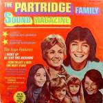 The Partridge Family LP Record Album ~ Sound Magazine