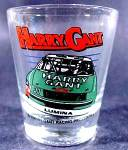 Harry Gant Racing Properties Shot Glass