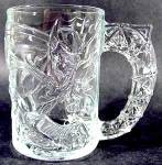 Batman Forever Glass Mug ~ McDonalds 1995