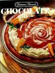 Click here to enlarge image and see more about item D63: Chocolate Classics Cookbook ~ 1985