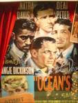 Click to view larger image of Rat Pack Deep Picture Collage - Las Vegas - Oceans 11 (Image2)