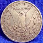 Click to view larger image of Morgan Type Silver Dollar Coin - 1901-O (Image2)