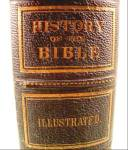 History of the Bible 1873 by John Kitto