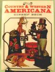 Click here to enlarge image and see more about item D675: Collectibles Book ~ Country & Western Americana