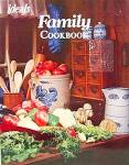 Click here to enlarge image and see more about item D69: Ideals Family Cookbook - 1972