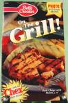 Betty Crocker On The Grill Cookbook ~ Cook Book
