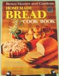 Click here to enlarge image and see more about item D707: Homemade Bread Cookbook - Cook Book