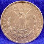 Click to view larger image of Morgan Type Silver Dollar Coin - 1921-S (Image2)