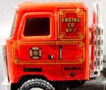 Click to view larger image of Diecast Buddy L Mack Fire Engine Tractor - 1989 (Image2)