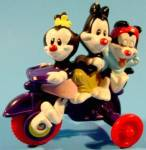 Tricycle For Trio - Animaniacs - 1994 - McDonald's