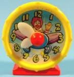 Happy Meal Toy - 1991 - Good Morning Clock, NP
