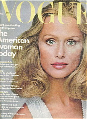 Vogue Magazine 1973 SAM WATERSTON NUDE LAUREN (Image1)